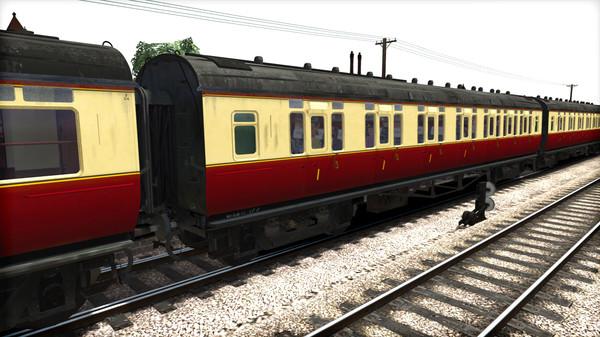 скриншот TS Marketplace: GWR Toplight Coaches Pack 02 2