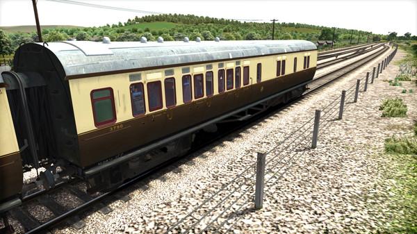 скриншот TS Marketplace: GWR Toplight Coaches Pack 02 4