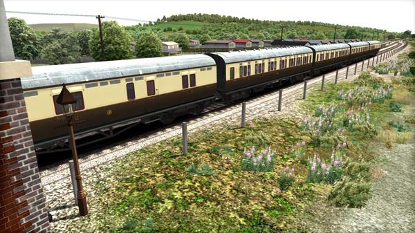скриншот TS Marketplace: GWR Toplight Coaches Pack 02 5