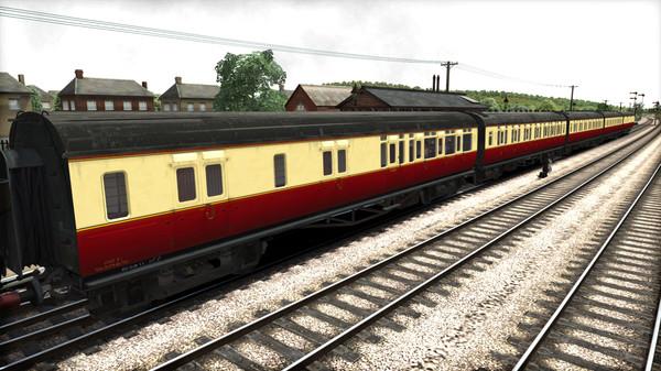 скриншот TS Marketplace: GWR Toplight Coaches Pack 02 3