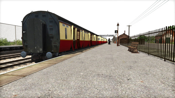 скриншот TS Marketplace: GWR Toplight Coaches Pack 02 0