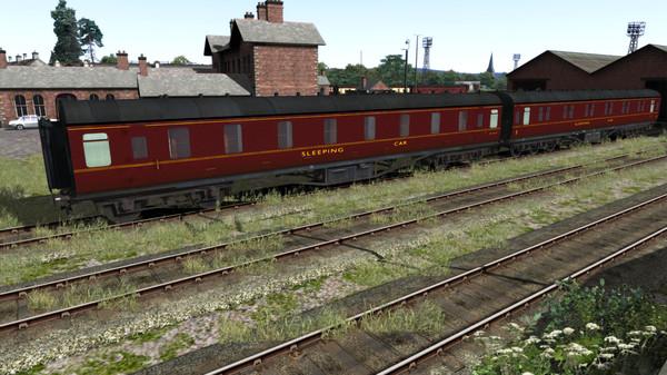 скриншот TS Marketplace: LMS P3 Coaches Pack 03 Add-On 5