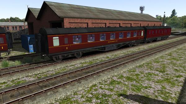 скриншот TS Marketplace: LMS P3 Coaches Pack 03 Add-On 4