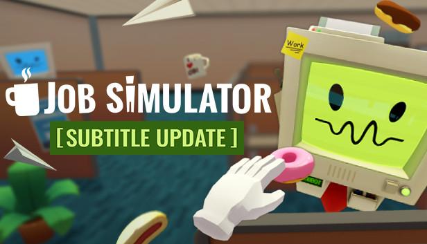 How To Play Job Simulator In Roblox Job Simulator On Steam