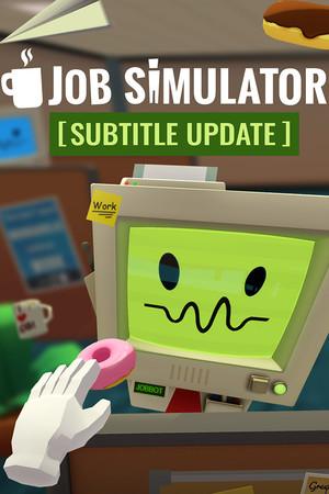 Job Simulator poster image on Steam Backlog