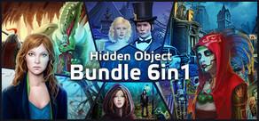Hidden Object 6-in-1 bundle cover art