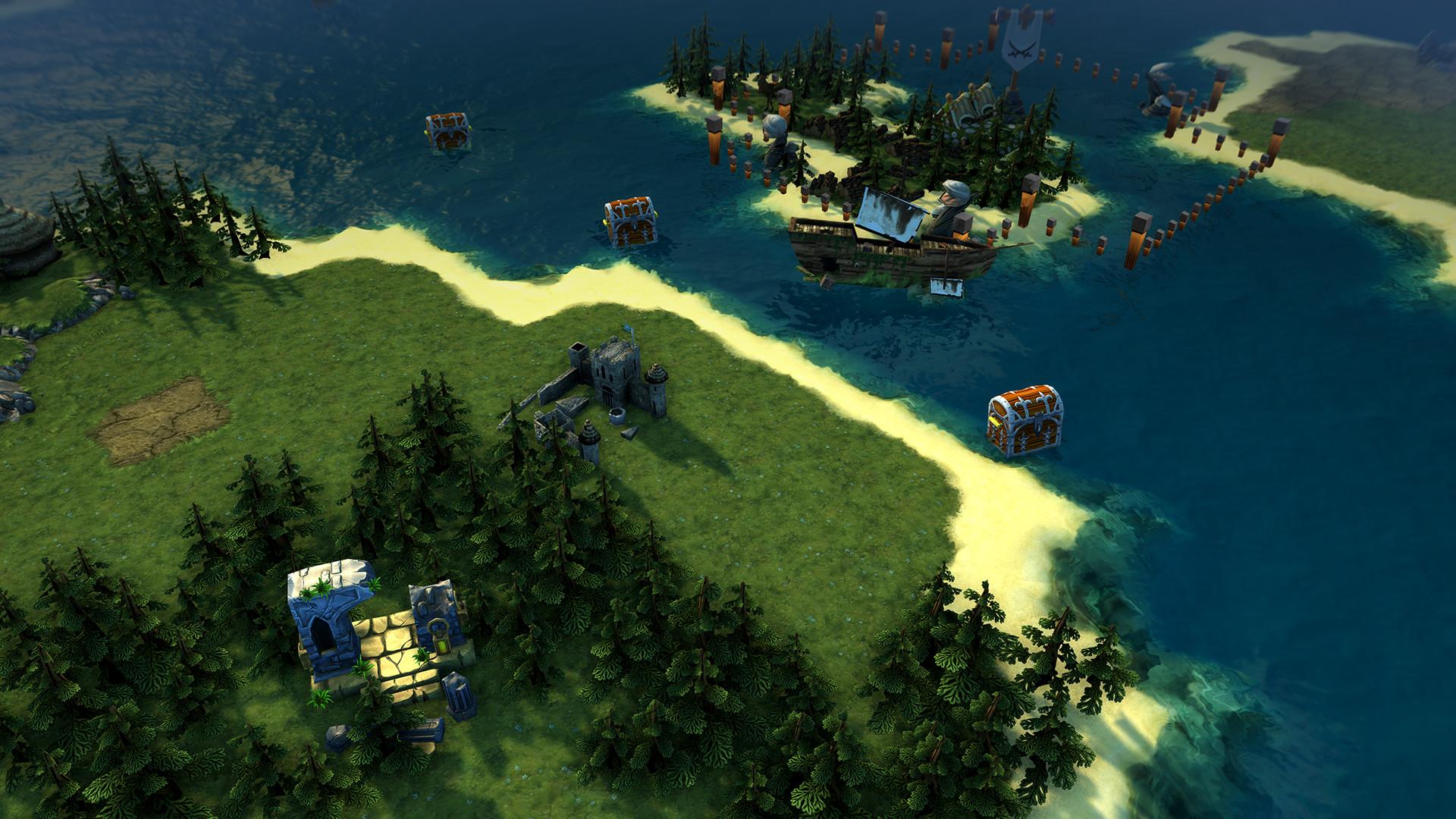 Planar Conquest Screenshot 3