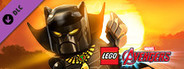 LEGO MARVEL's Avengers DLC - Classic Black Panther Pack