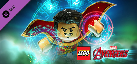 LEGO® MARVEL's Avengers DLC - All-New, All-Different Doctor Strange Pack