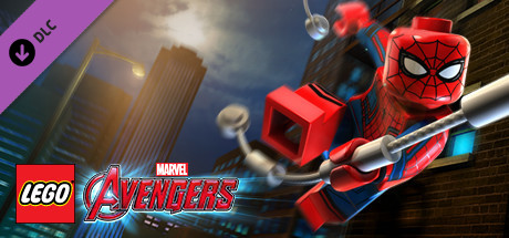 LEGO® MARVEL's Avengers DLC - Spider-Man Character Pack on Steam