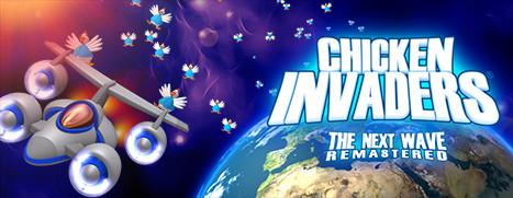 Chicken Invaders 2 - 小鸡入侵 2