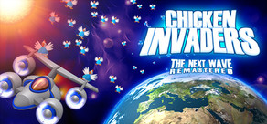 Chicken Invaders 2 cover art