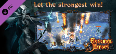 Elemental Heroes - Upgrade All Storages to 10th Level