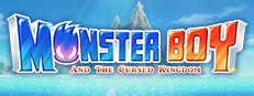Monster Boy and the Cursed Kingdom poster image on Steam Backlog
