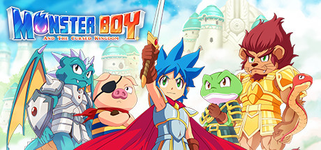 Monster Boy and the Cursed Kingdom on Steam Backlog