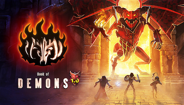 Book of Demons on Steam