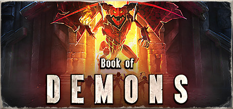 Book of Demons cover art
