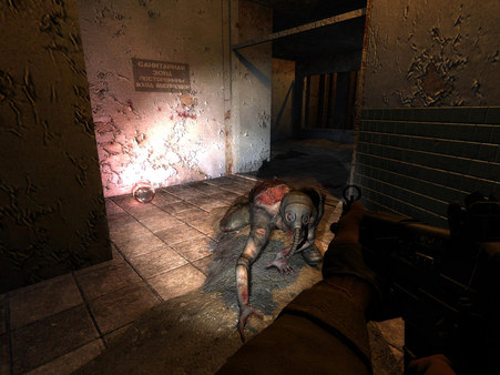 скриншот S.T.A.L.K.E.R.: Shadow of Chernobyl 2