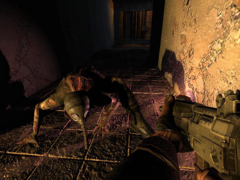 Stalker shadow of chernobyl crack
