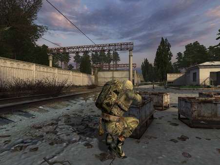 скриншот S.T.A.L.K.E.R.: Shadow of Chernobyl 5