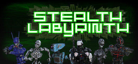Game Banner Stealth Labyrinth