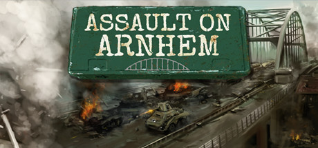 Assault on Arnhem cover art