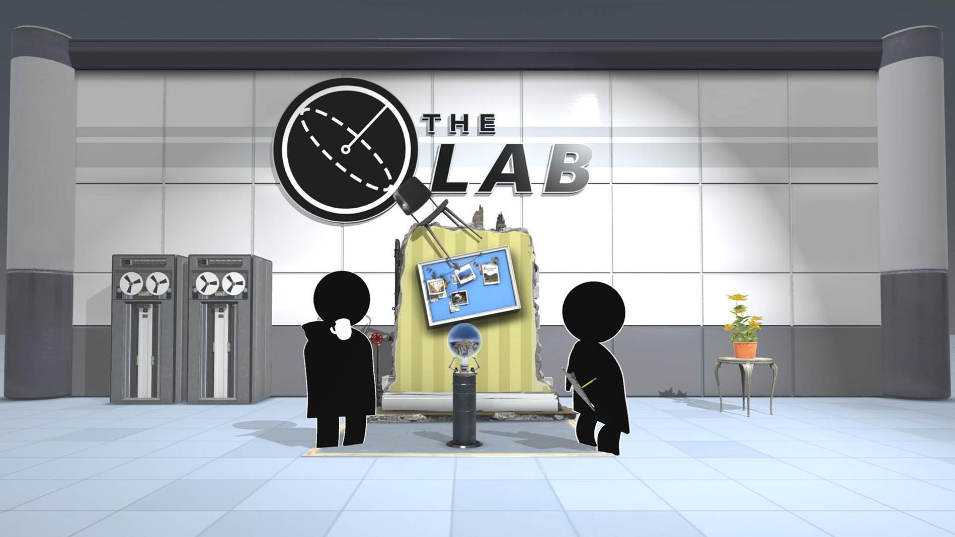 The Lab screenshot