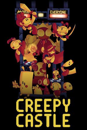 Creepy Castle poster image on Steam Backlog