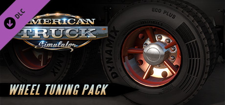 American Truck Simulator - Wheel Tuning Pack cover art