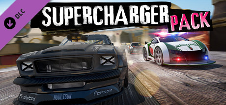 Table Top Racing: World Tour - Supercharger Pack