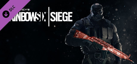 Tom Clancy's Rainbow Six Siege - Ruby Weapon Skin