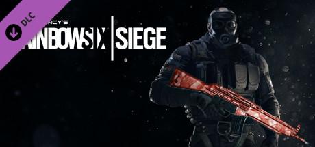 Tom Clancy's Rainbow Six Siege - Ruby Weapon Skin