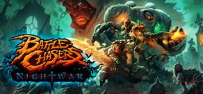 Battle Chasers: Nightwar cover art