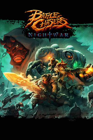 Battle Chasers: Nightwar poster image on Steam Backlog