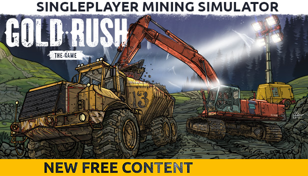 Gold Rush: The Game on Steam