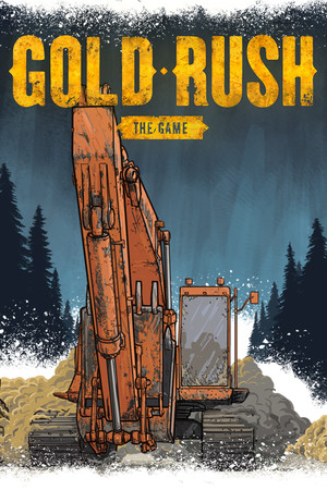 Gold Rush: The Game poster image on Steam Backlog