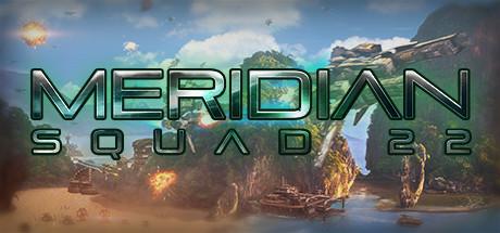 Meridian: Squad 22 cover art