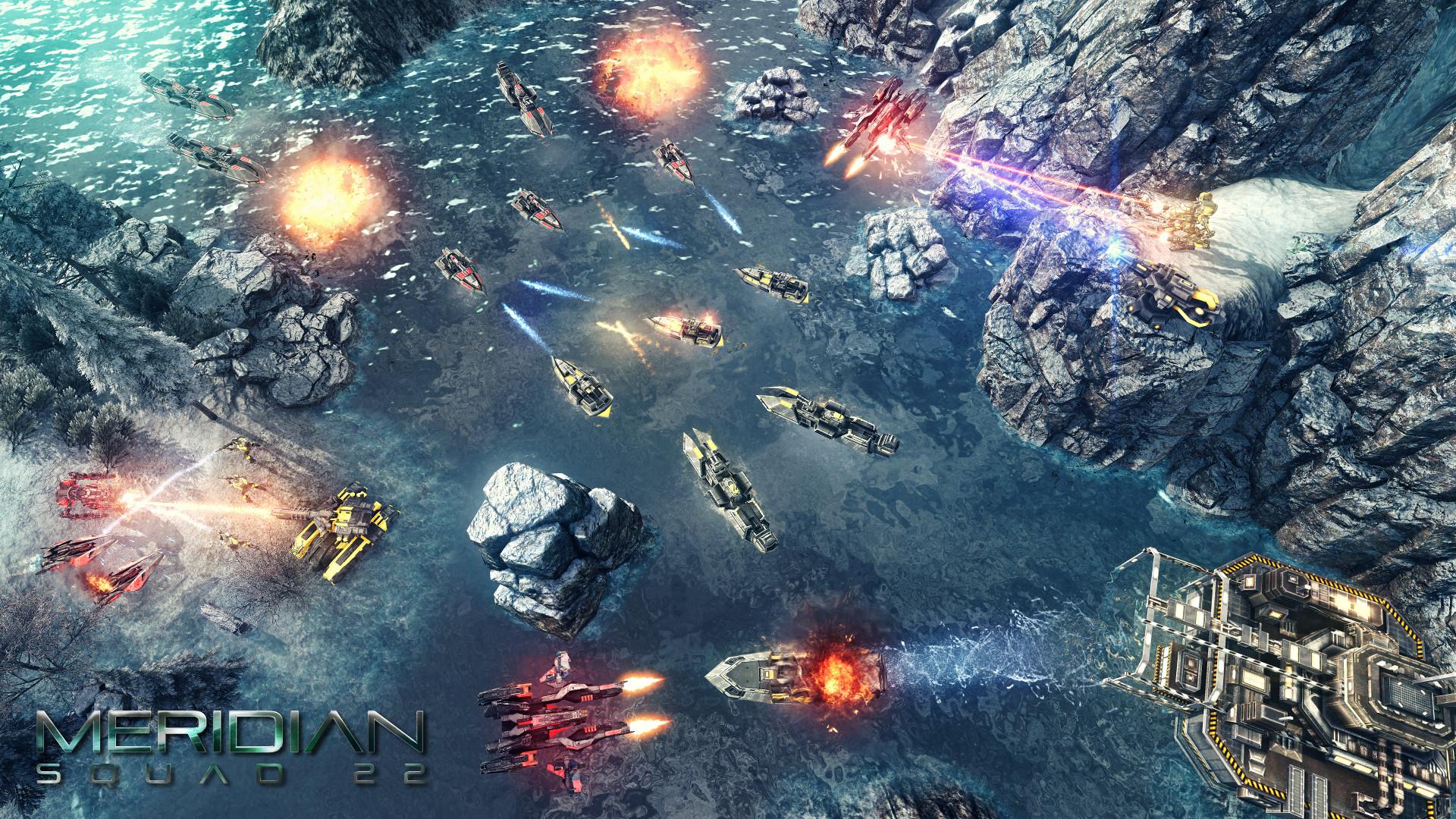 Meridian: Squad 22 Screenshot 1