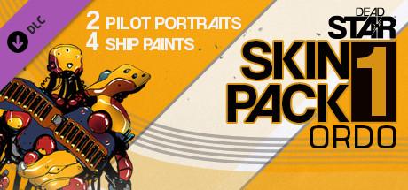 Ordo Robots Pilot Portrait and Ship Paint Pack