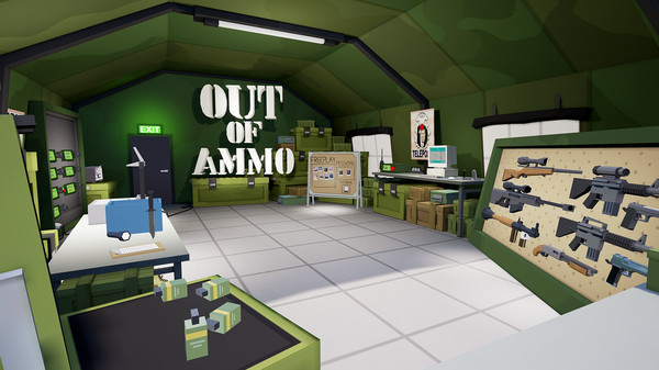 скриншот Out of Ammo 4
