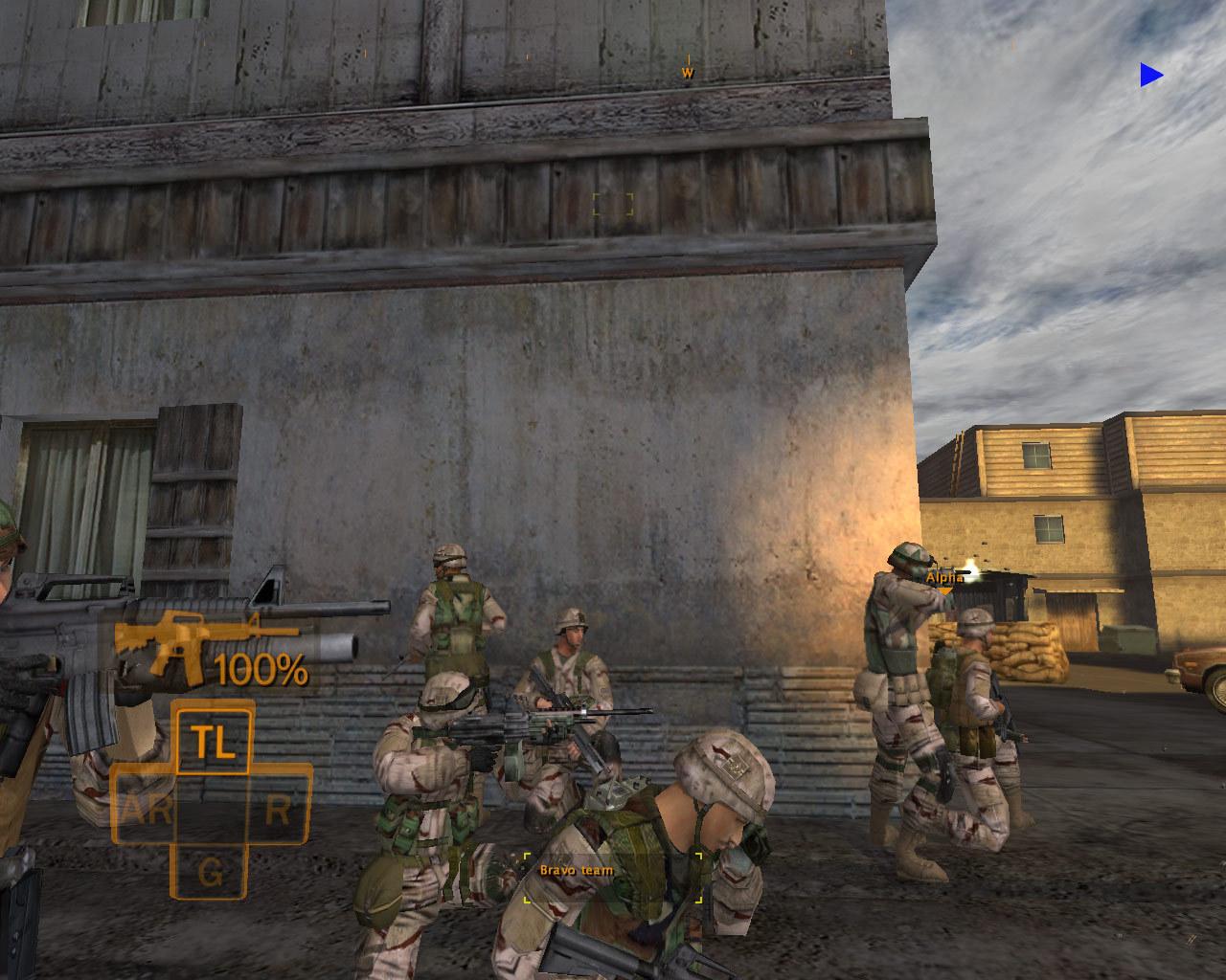 Full Spectrum Warrior screenshot 2