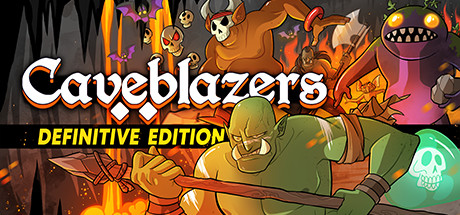 Teaser image for Caveblazers