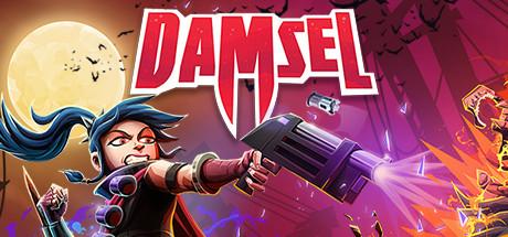 Damsel cover art