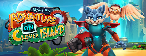 Skylar & Plux: Adventure On Clover Island - 斯凯乐和普鲁克斯:苜蓿岛大冒险
