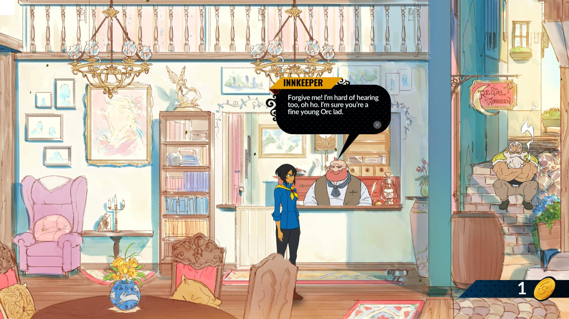 Battle Chef Brigade screenshot 1