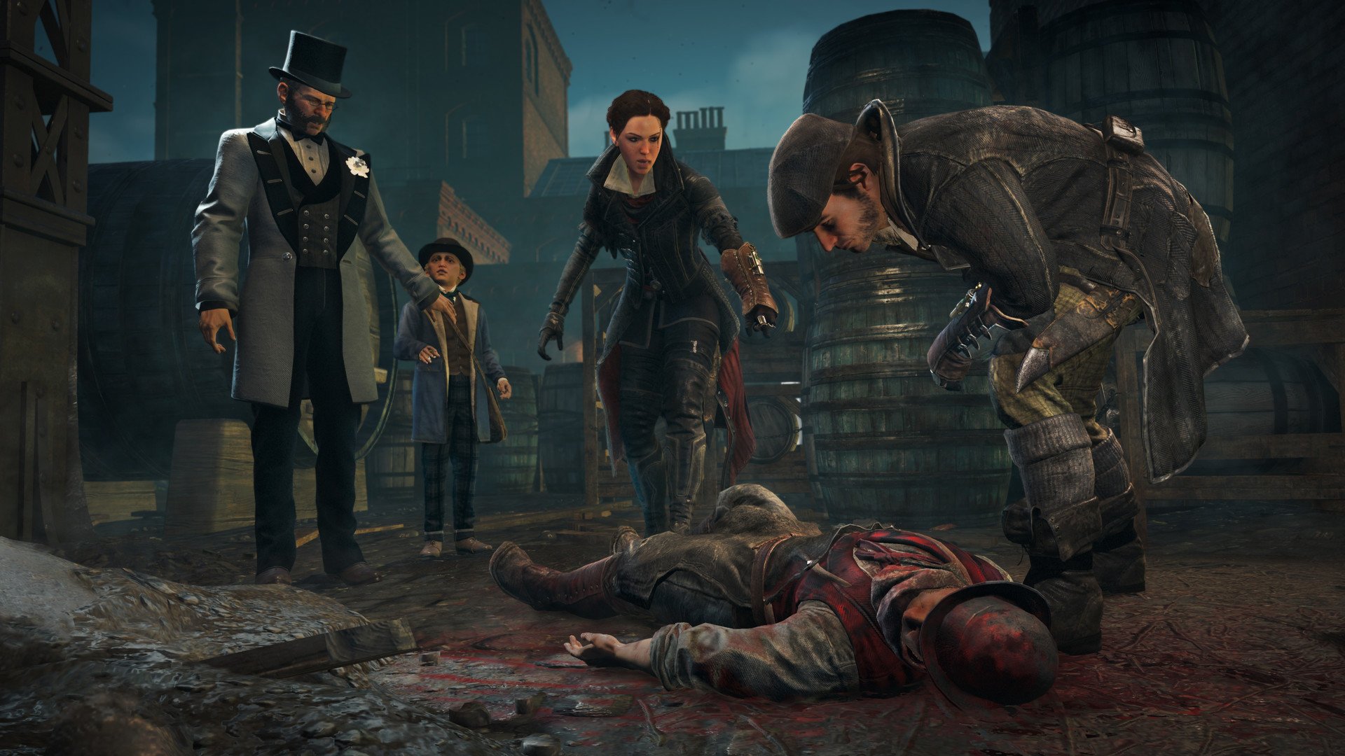 Assassin's Creed® Syndicate - The Dreadful Crimes on Steam