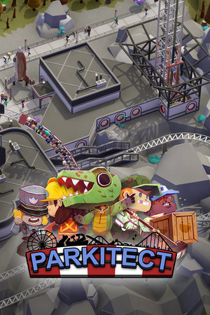 Parkitect poster image on Steam Backlog