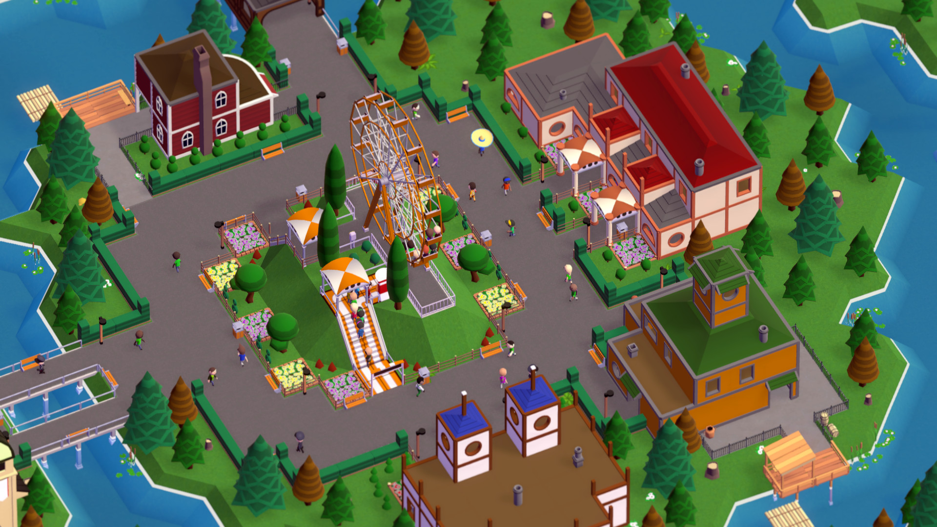 Parkitect Screenshot 3