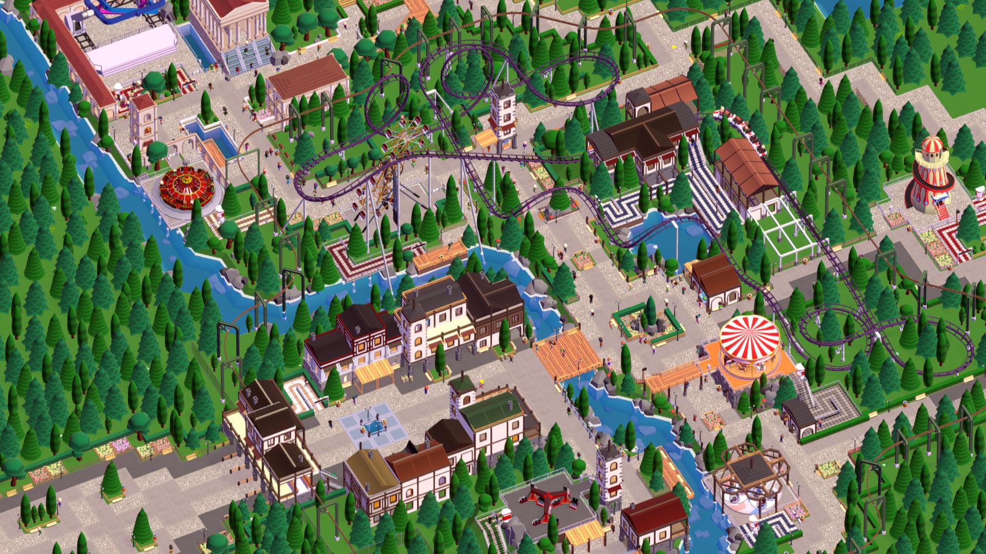 Parkitect screenshot 3