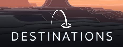 Destinations Workshop Tools - 虚拟场景合成工具